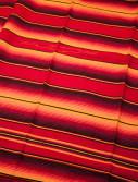 röd enfärgad mexfilt
